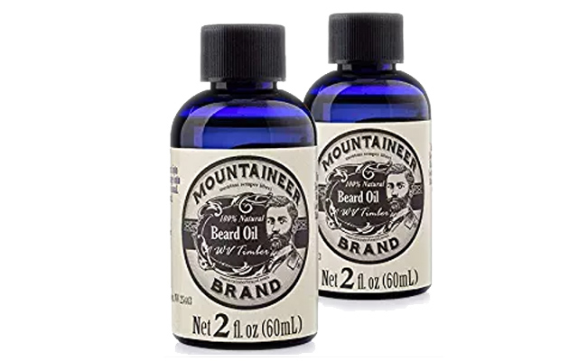 Beard Oil by Mountaineer