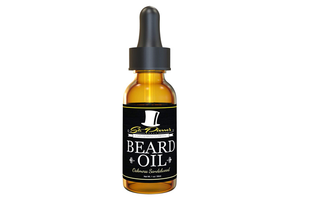 St. Pierre's Beard Oil
